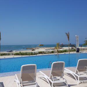 Apartamento en Club de Playa-Santa Marta-Precio por noche